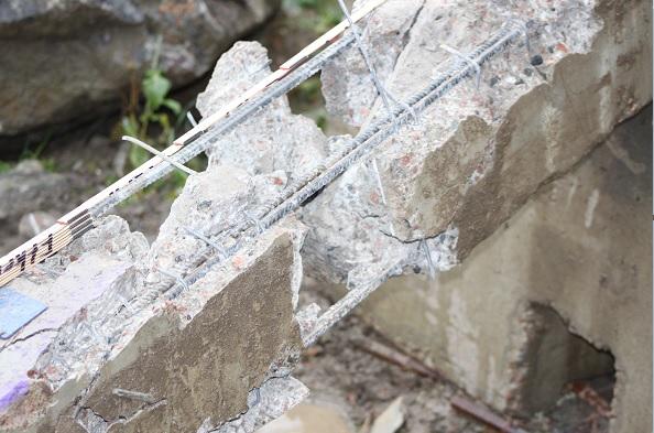 Royex concrete breaking