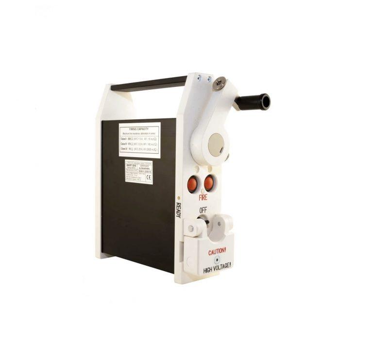 Royex antistatic initiation machine